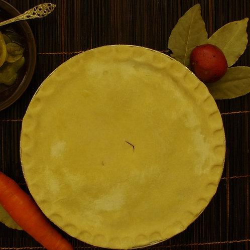 Tourtière porc/pruneau/romarin -Meat pie pork/plum/rosemary