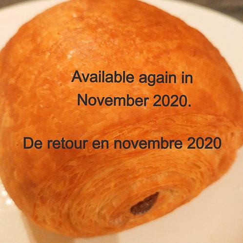 Chocolatine -Chocolat croissant