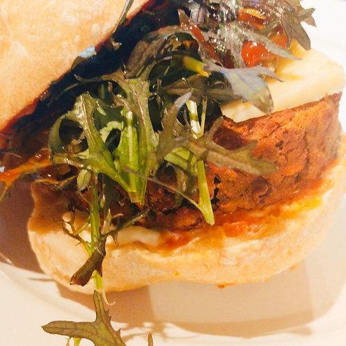 Végé burger - Veggie burgers