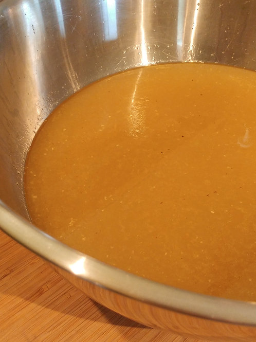 Bouillon de poulet /Chicken broth