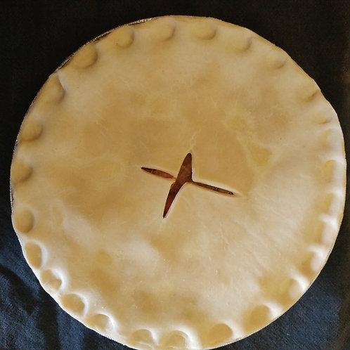 Tourte au boeuf - Beef meat pie