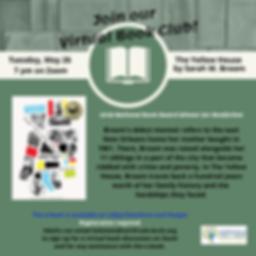 May 2020, Virtual Book Club_ The Yellow