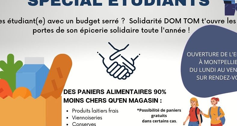Epicerie solidaire