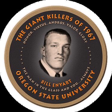 GIANT KILLERS Virtual Medallion enyart.p