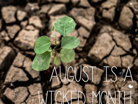 An august August