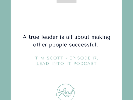 Leadership Lessons Learned - Podcast