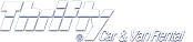 Logo of one of Mobile Clean's clients - Thrifty Car & Van Rental
