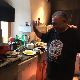 Chef Riccard