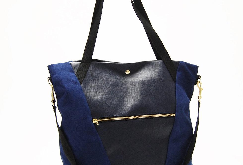 """bag """"spirit"""" /nightblue"""