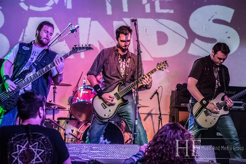 2016 Rock Shop's Armageddon Battle of the Bands Winner