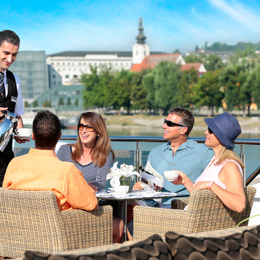 How You'll Spend Your Time on Board a River Cruise