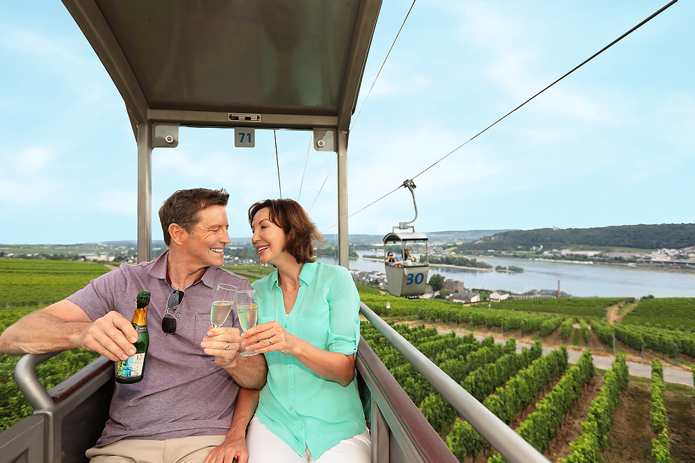 Wine tasting excursion with AmaWaterways