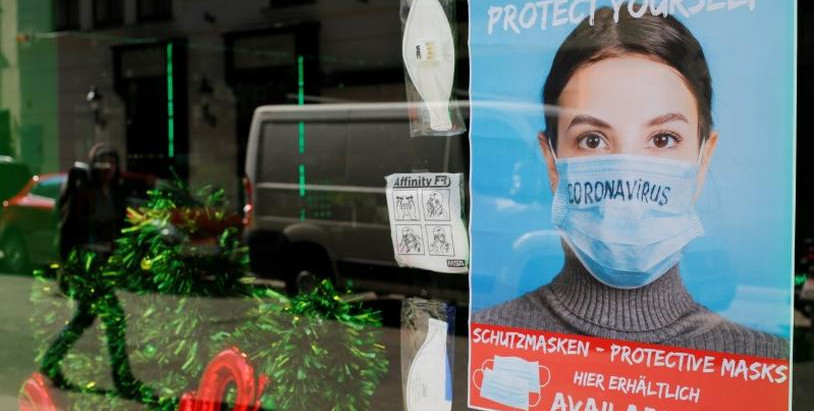 Scammers tricked European health authorities into spending millions on face masks that didn't exist,