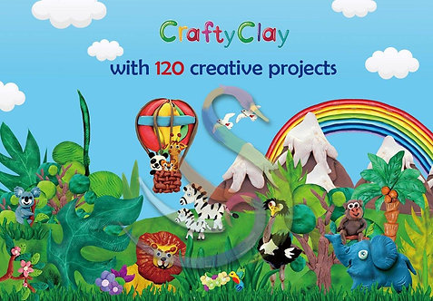 Kids Modeling Clay Set (Crafty Clay)