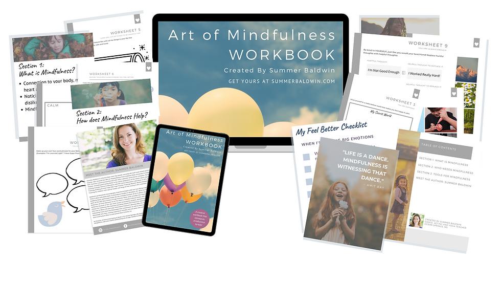 Art of Mindfulness Workbook