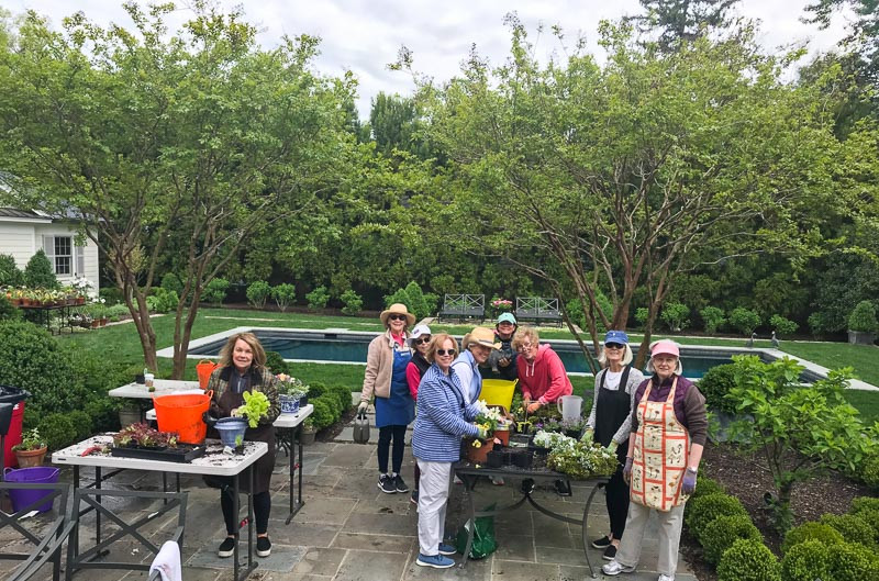 "Purchase Your Garden Tour Tickets Here  "" Garden Tour Look for your receipt in your email titled POWr from gardenclubofchevychase@gmail.com   Saturday, May 18 from 10:00 - 5:00 Hosted by the Garden Club of Chevy Chase Visit 8 beautiful gardens in Historic Chevy Chase Village and Shop for unique plants and garden items.  Ticket pick up will be at One Quincy Street beginning at 10:00 AM to 5:00 PM on Saturday, May 18."