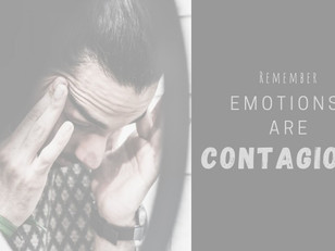 5 things you can do to avoid emotional contagion