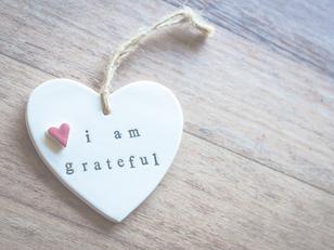 An aptitude for gratitude