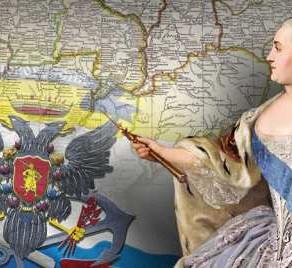 Sambandsríki Novorossia sem hluti af Rússlandi: stutt lýsing og kort