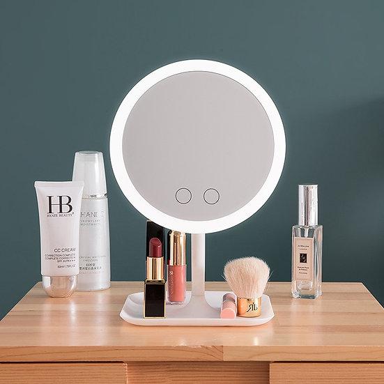 Spiegel mit Licht