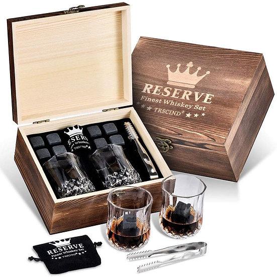 Whiskey Box 12- Teilig