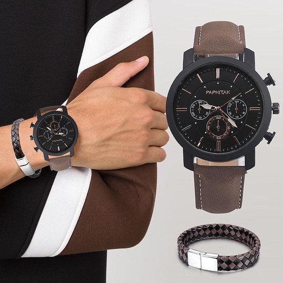 Uhr-Armband-Set