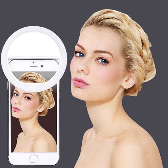 Selfie LED Ring Licht