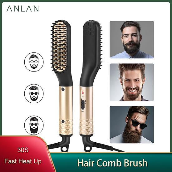 elektrische Haarbürste für Mann