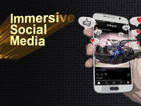 Immersive Social Media Has Arrived - Here Are 3 Examples To Prove It