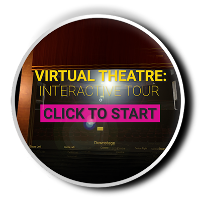 button link to web VR theatre