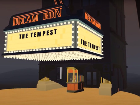 'The Under Presents: Tempest' - A virtual reality game or a visionary piece of theatre?