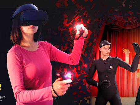 Bright Immersive partners with innovative arts charity to run virtual reality workshops