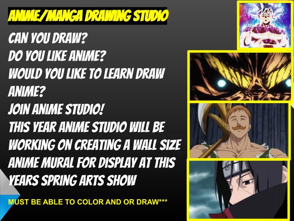 Anime and Manga club