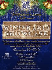 Winter Arts Showcase