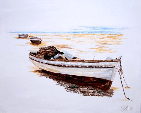 Barca playa larga