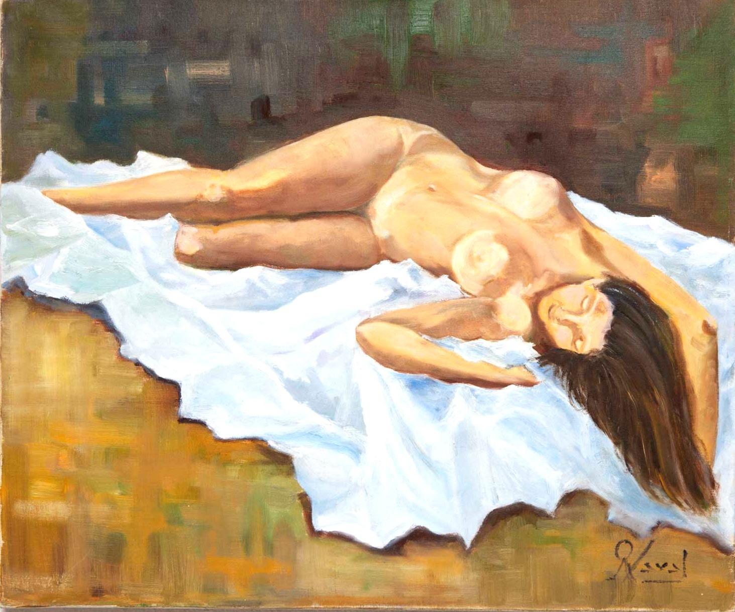 Sobre la sábana