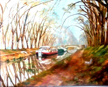 Canal du Midi -Toulouse