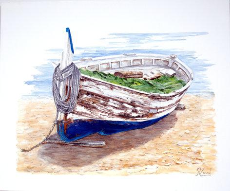 Barca ultramar