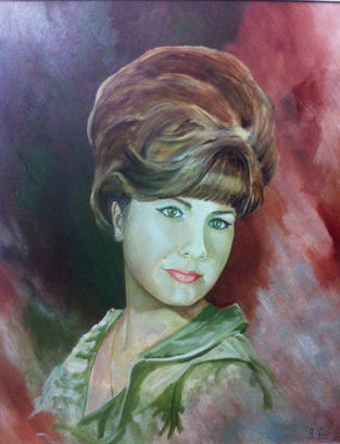 Retrato Señora