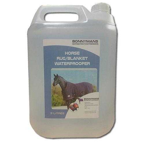 Horse Rug/Blanket Nanotech Waterproofer