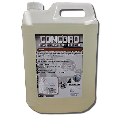 Concord - Scrubber Dryer Multi Surface Cleaner