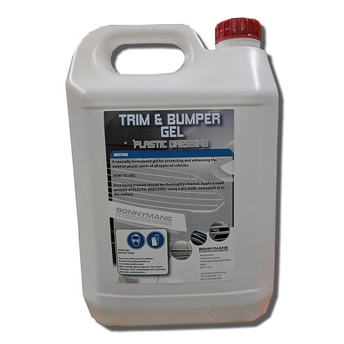 Bumper & Plastic Trim Gel/Dressing