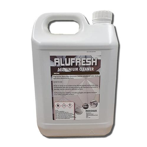 Alufresh - Aluminium Cleaner For Cladding, Boat Hulls