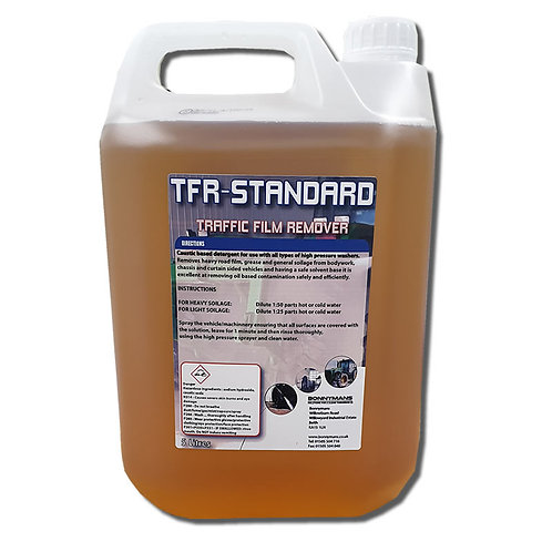 TFR STANDARD -Traffic Film Remover - 50:1