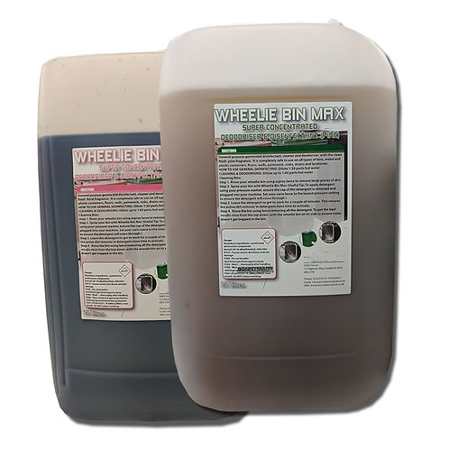 Wheelie Bin Cleaner – Super Concentrated Deodoriser & Disinfectant