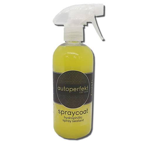 SprayCoat - hydrophilic spray sealant