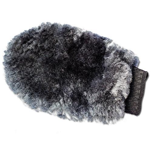Lambs Wool Wash Mitt