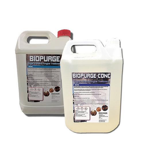 Bio Purge - Black Fungus Treatment For Breweries,Warehouses, Bakeries