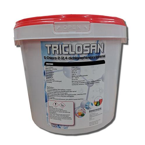Triclosan, Bycloson ,Polychloro Phenoxy Phenol