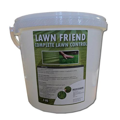 Lawn Friend - Complete lawn Control - 5Kg